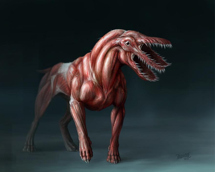 hellhound by vesner