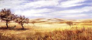 golden grasslands