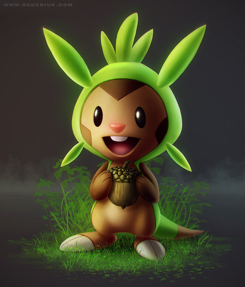 chespin by vesner