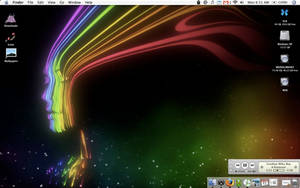 My current desktop at URD by quaked