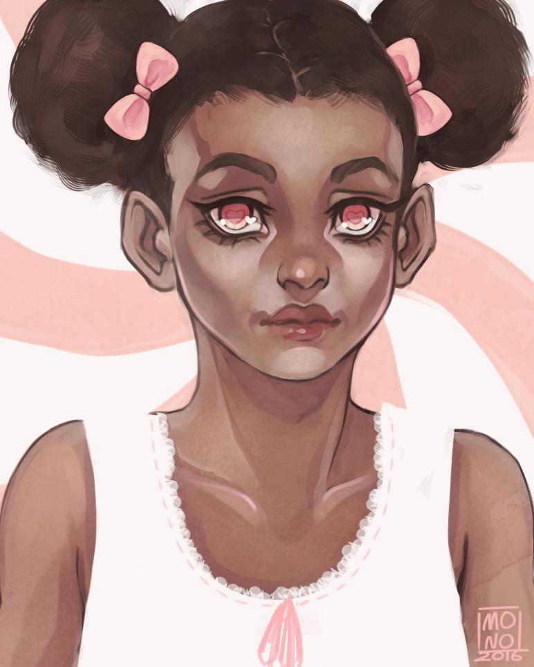 Belle by monobani