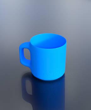 Hexagon - Plastic Cup