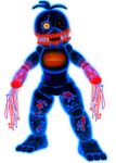 Withered  High score toy chica