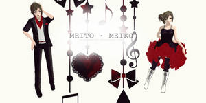 DT - Meito and Meiko + DL Link