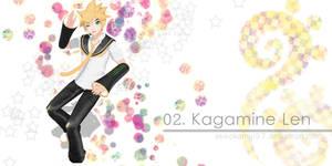 DT - Len Kagamine Adult Ver. + DL link