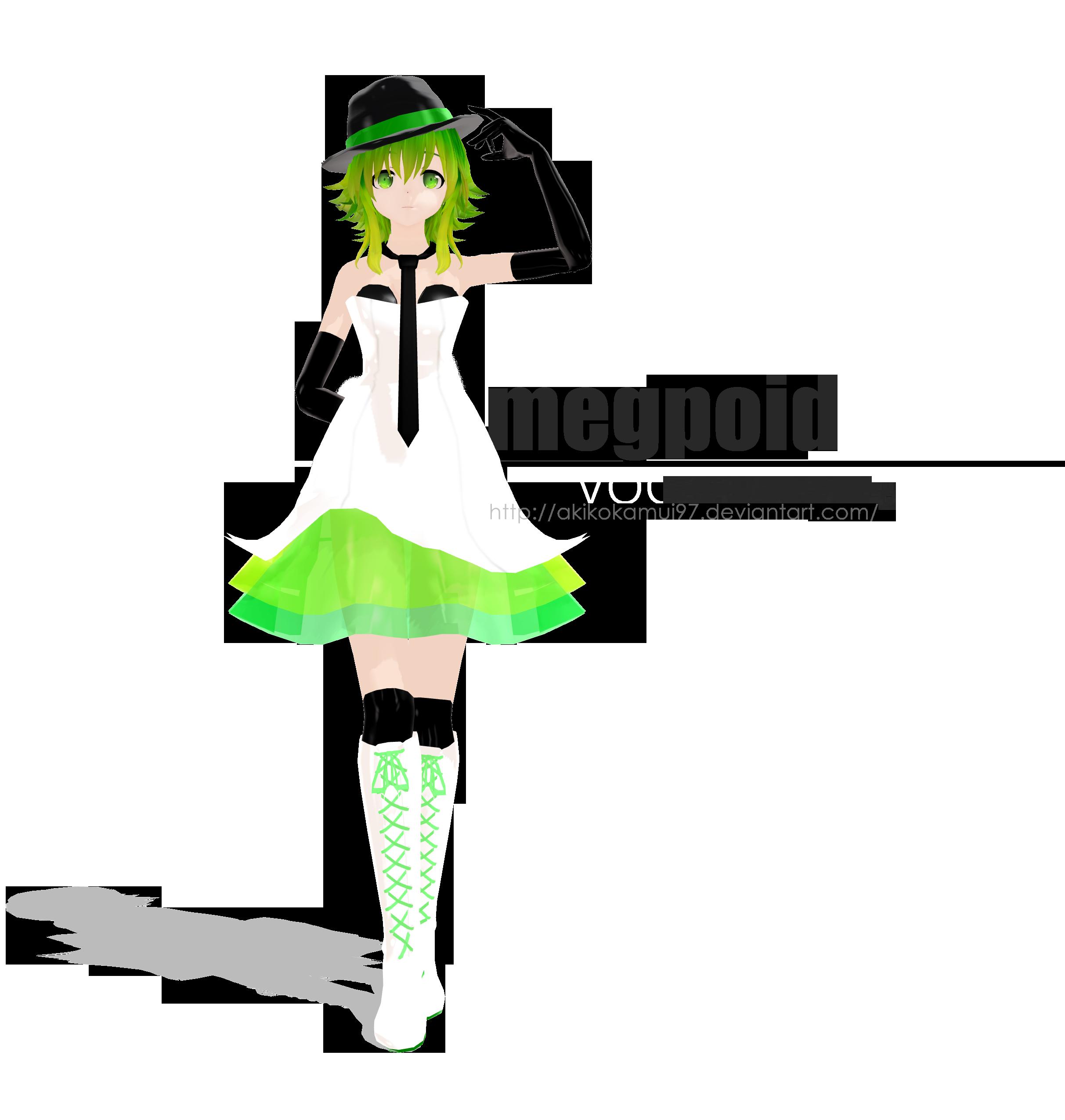 Vocaloid camellia gumi