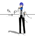 MMD PD - KAITO Camellia + Download Link