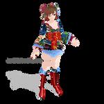 TDA MEIKO Kimono + Download Link