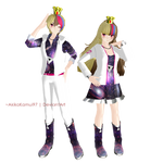 TDA Galaco Male Version and Galaco + Download Link