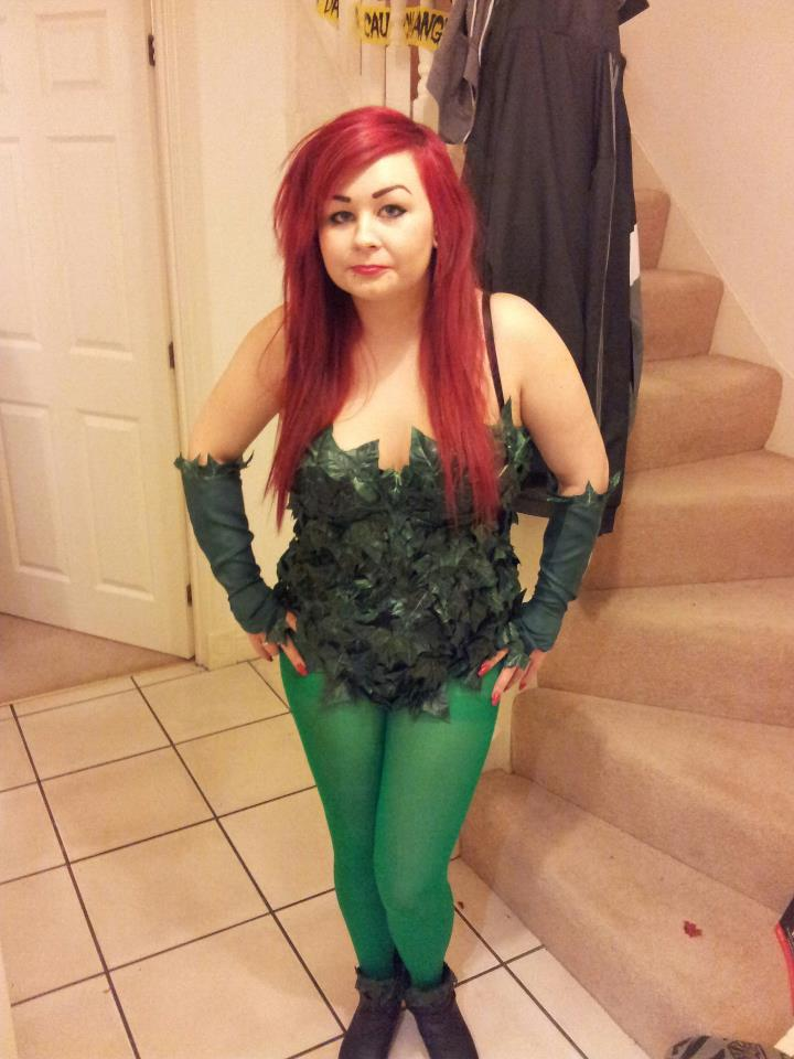My Poison Ivy Costume (unfinished) by Sami2790 ...  sc 1 st  DeviantArt & My Poison Ivy Costume (unfinished) by Sami2790 on DeviantArt