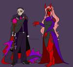 Old magic couple