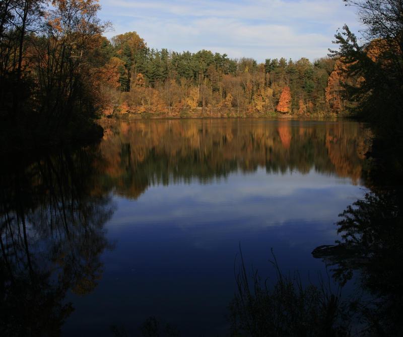 Antietam Lake View by raistlin306