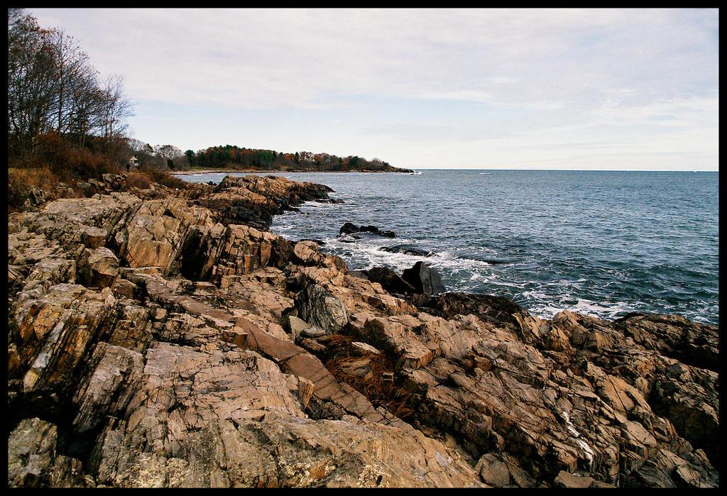 Rocks Of Maine by raistlin306