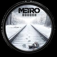 Metro Exodus Icon 1 by IIBlack-IceII