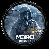 Metro Exodus Icon 2 by IIBlack-IceII