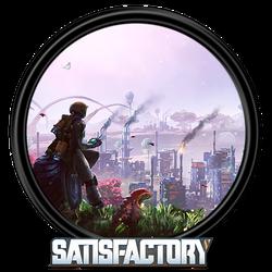 Satisfactory Icon 1