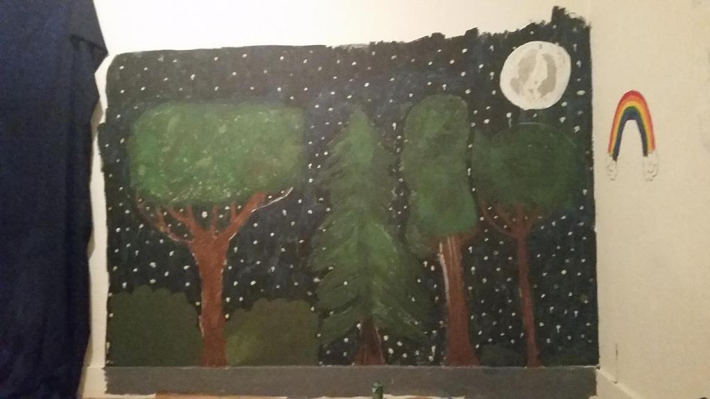Painting. by FlyingPastaKitty