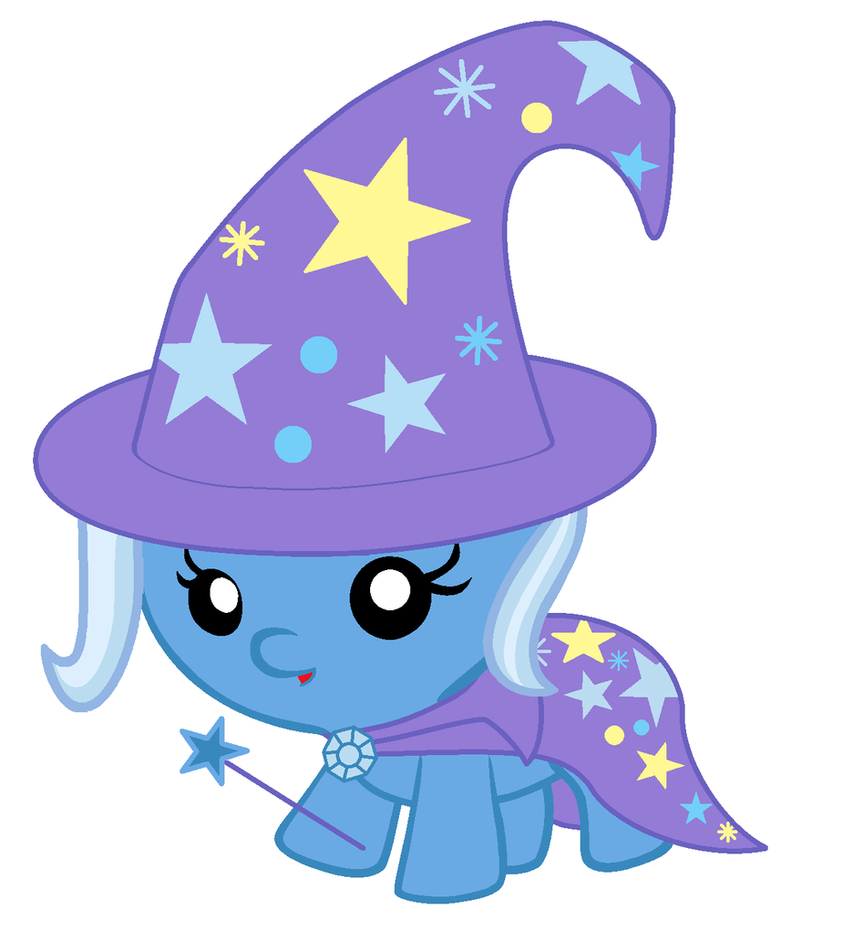 The Cuddly and Vulnerable Trixie by Beavernator
