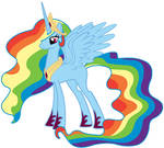 Queen Rainbow Dash