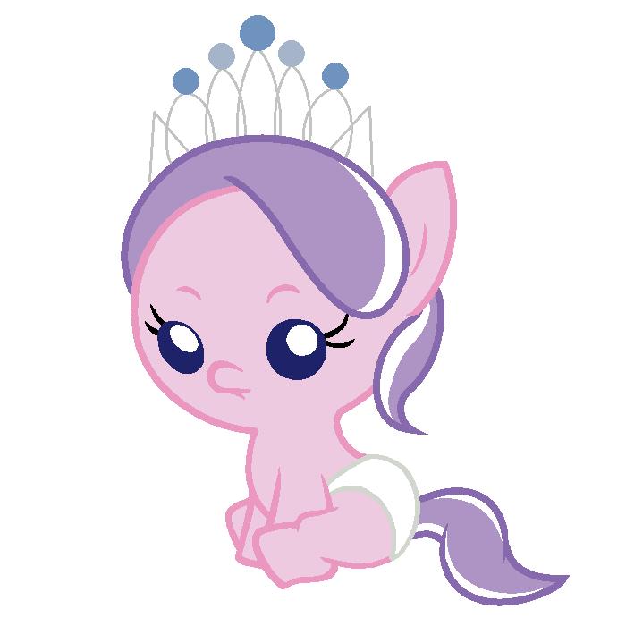 baby_diamond_tiara_by_beavernator-d4mzb9