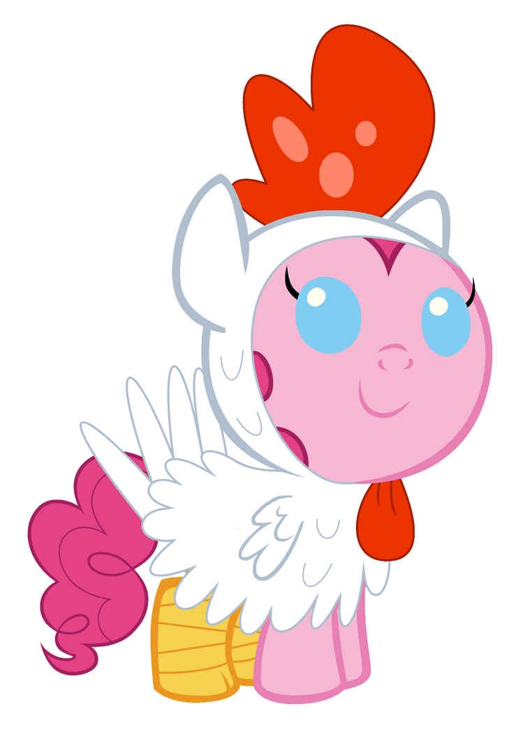 Baby Pinkie Pie on Nightmare Night by Beavernator on ...