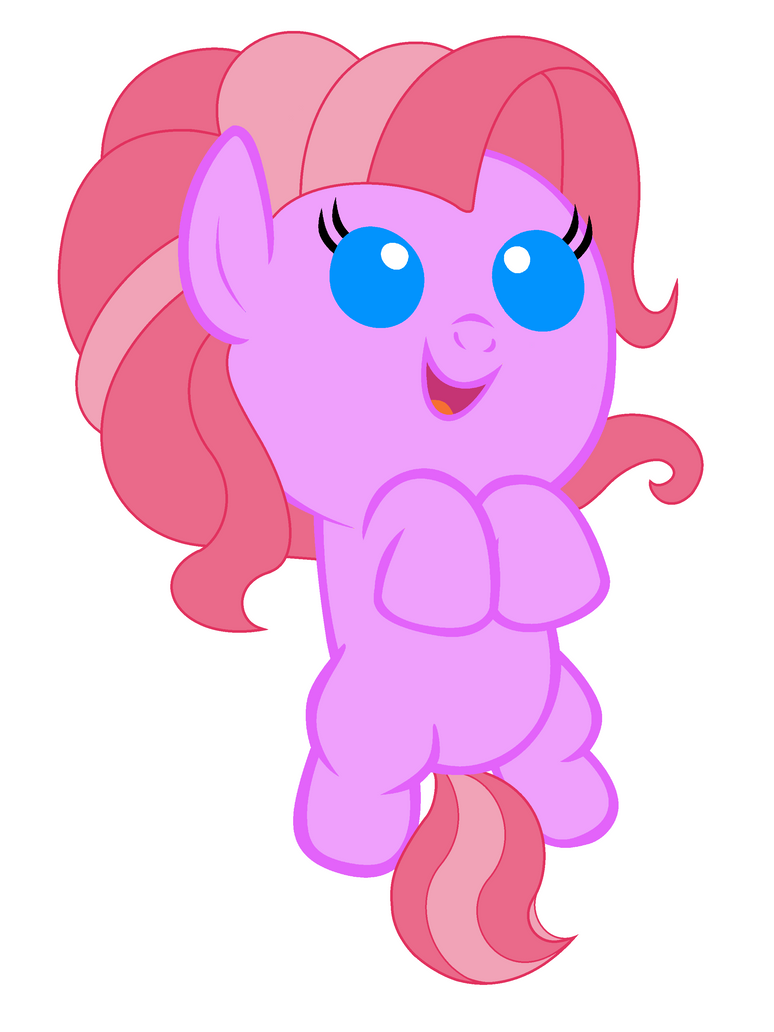 Baby G3.5 Pinkie Pie by Beavernator on DeviantArt