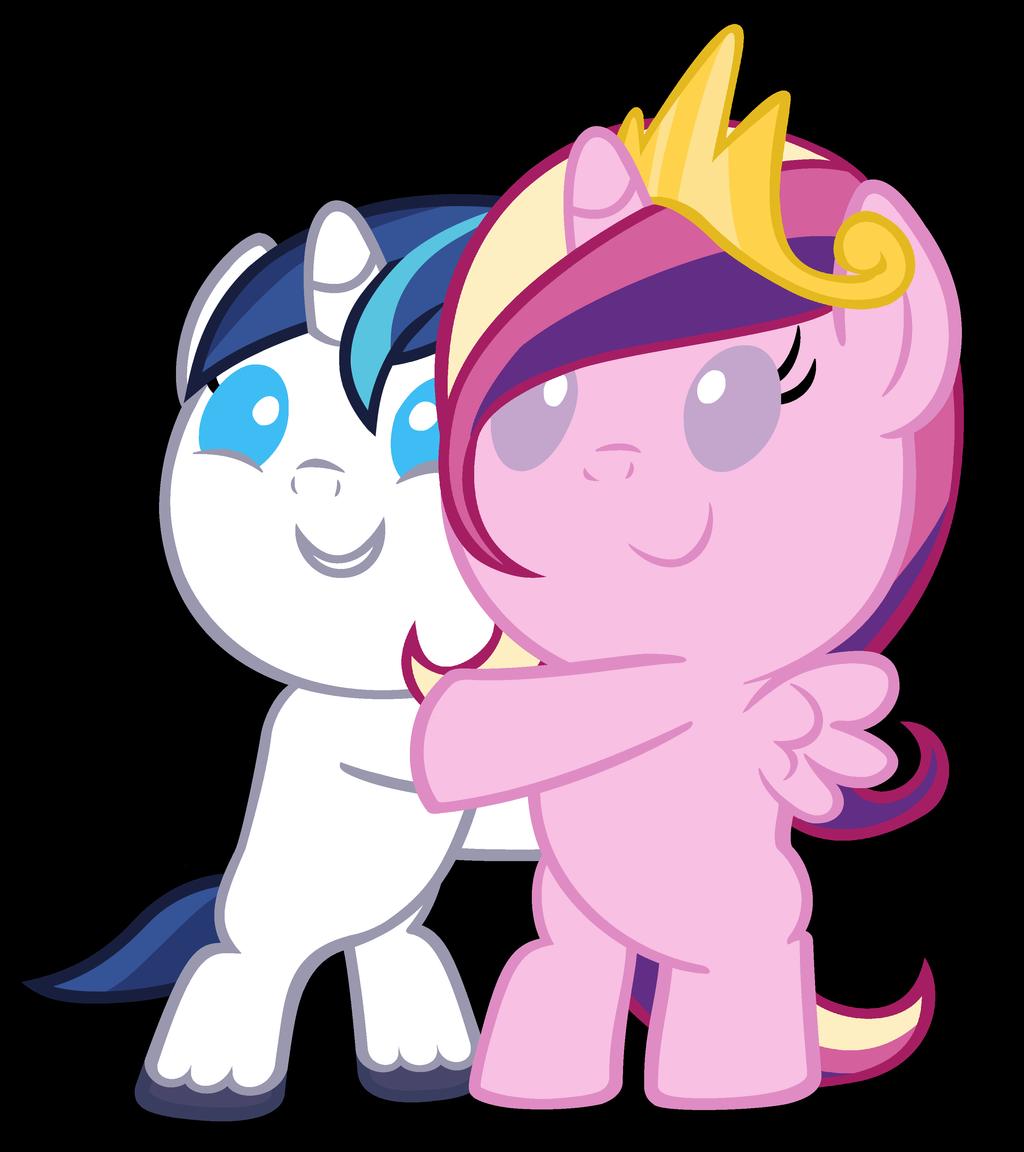Shining Armor And Princess Cadence Honeymoon First dance of the night ...