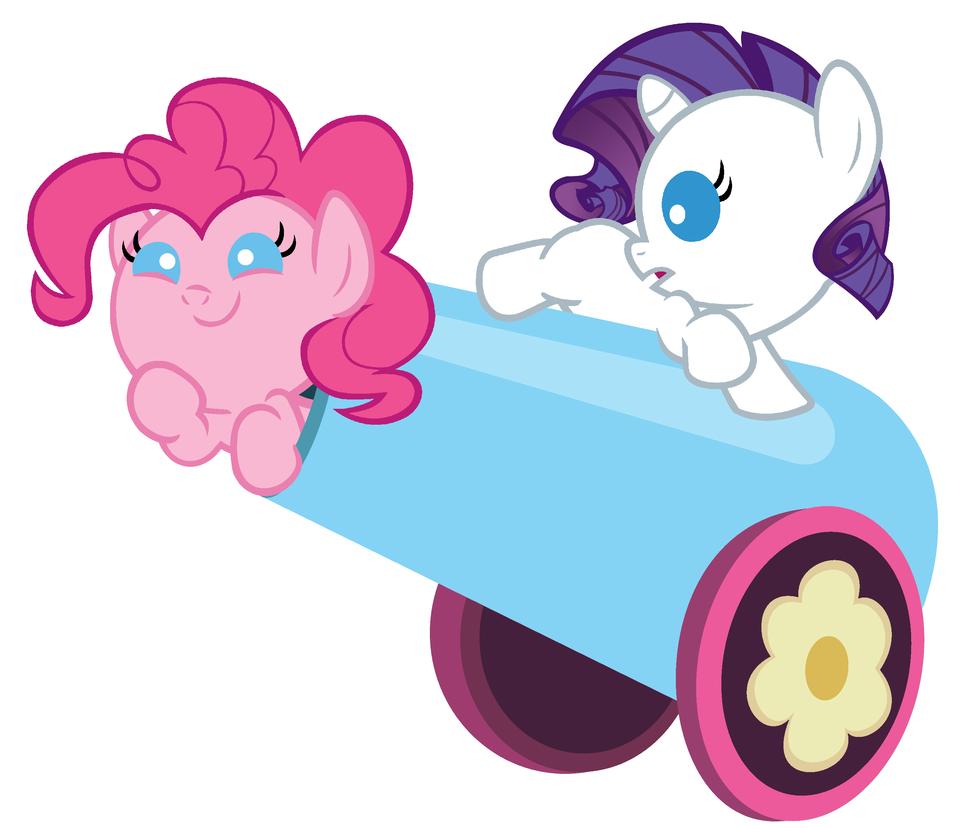 Hi, I'm Pinkie Pie... by Beavernator