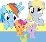 Two and a Half Mares