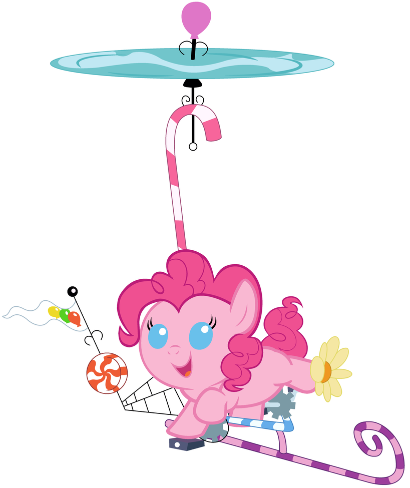 The Pre-Alpha Pinkacopter by Beavernator