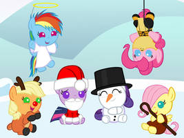 ...And Presents For All by Beavernator