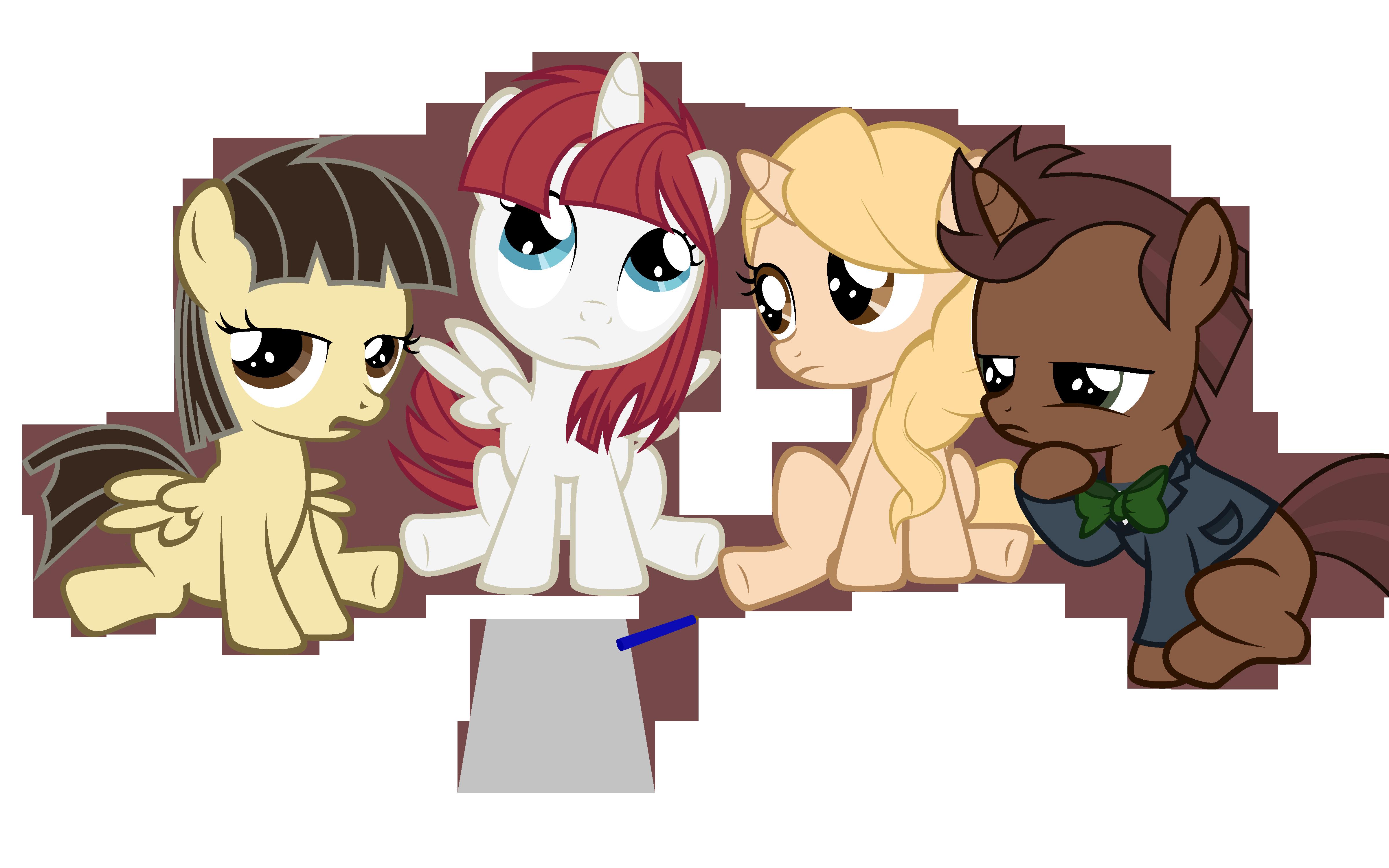 How Do We My Little Pony? by Beavernator