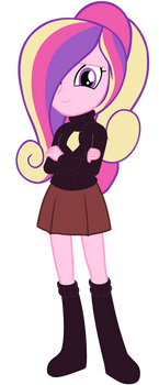 Equestria Girls - Princess Cadence