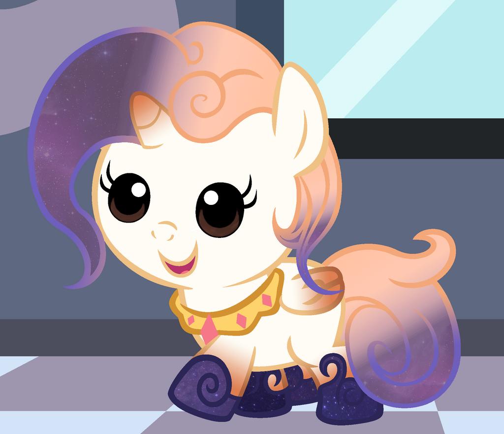 Princess Galaxia, mother of celestia and luna by Beavernator