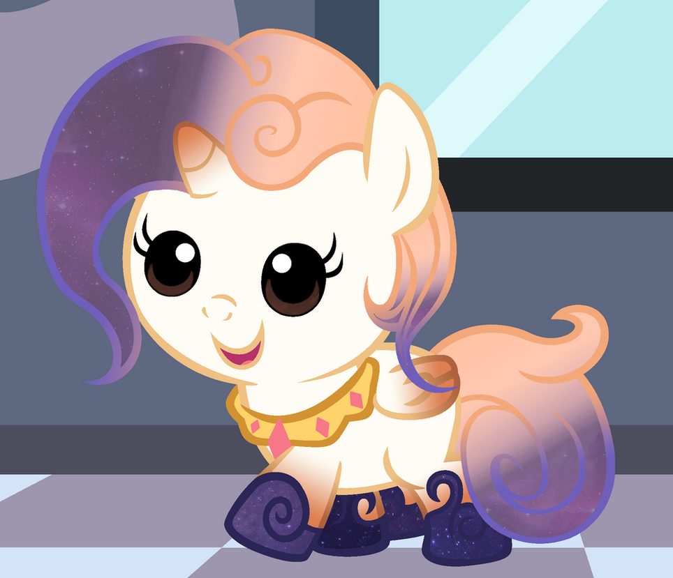 Princess Galaxia Mother Of Celestia And Luna By