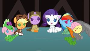 This, Our Town of Ponyville