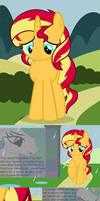 Sunset Shimmer's Potential Backstory