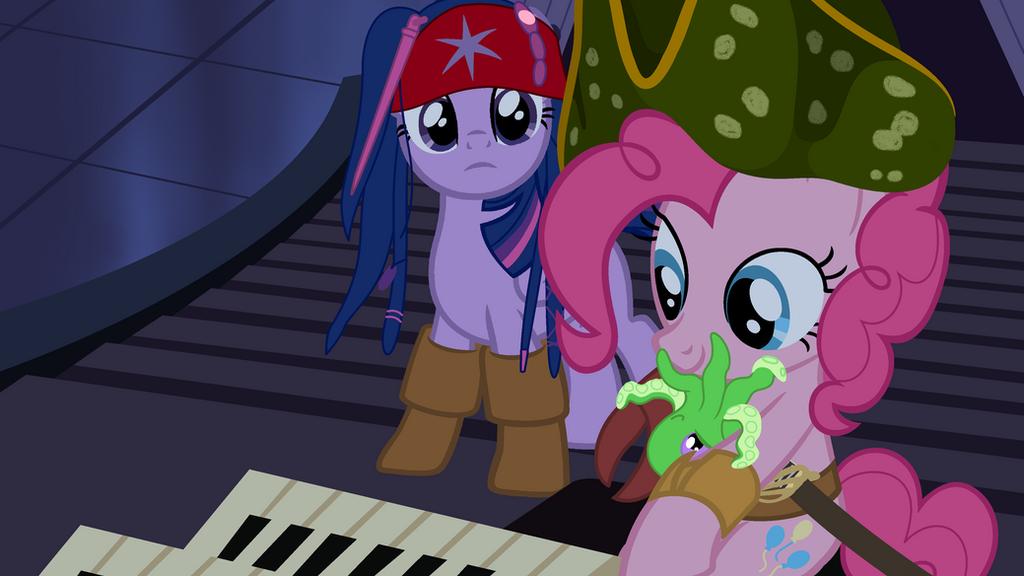 Pinkie Pone's Locker by Beavernator
