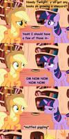 Master of Ponies by Beavernator