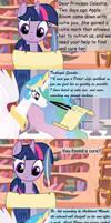 The Cutie Pox (Alt Storyline) by Beavernator