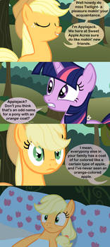 How Not to Introduce Applejack