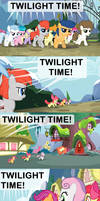 Twilight Timer! by Beavernator