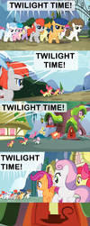 Twilight Timer! by Beavernator