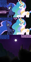 What Really Happened Before Luna's Banishment by Beavernator