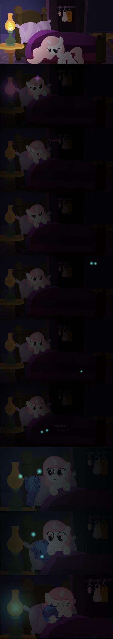 Lights Out by Beavernator
