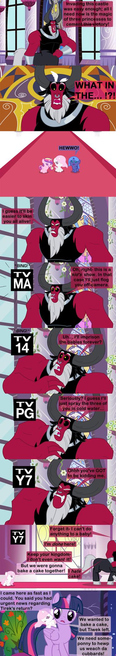 Season 4 Finale Alternate Ending by Beavernator