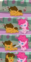 Pinkie Pun by Beavernator