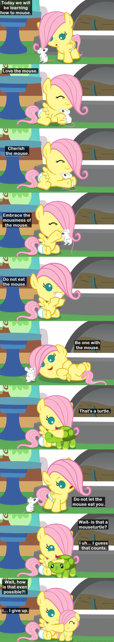 How To Mouse by Beavernator