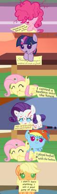 Bad Ponies