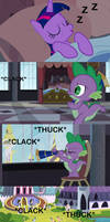 Princess Spike - Alternate Ending